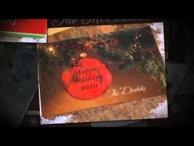 Personalized Holiday Door Mats Make Wonderful Christmas Gifts