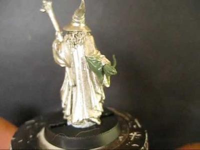 Quicktips 5- Sculpting 3 Hand Poses for Miniature Gandalf