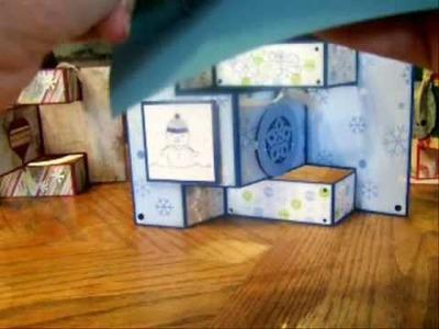 Scrap Happens Tri-Fold Card Tutorial