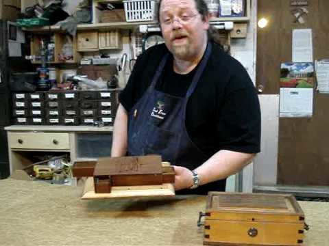 The EDOG - The Ultimate Wood Puzzle Box