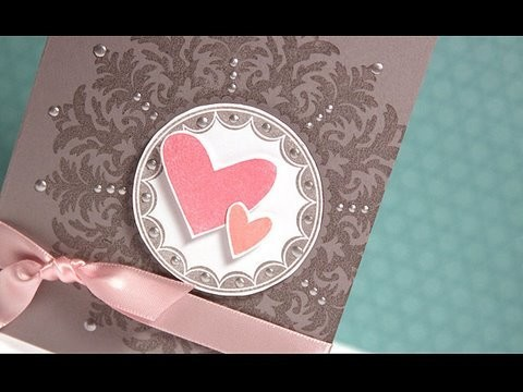 Two Hearts - Make a Card Monday #79