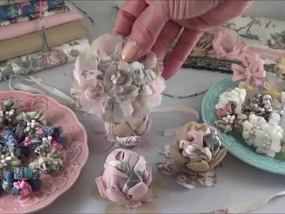 Vintage Shabby Chic Flowers