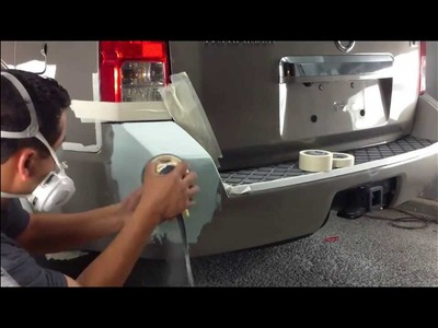 Automotive Bumper Repair Specialist- How to repair your plastic bumper cover