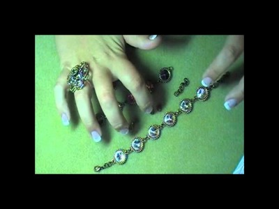 Connected Rivoli Bracelet