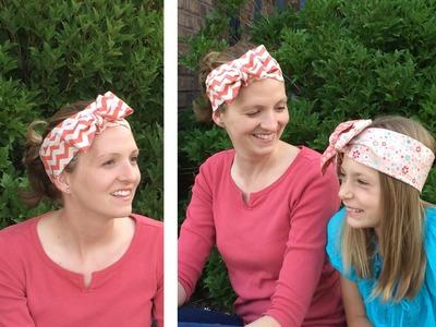 Easy to Make Headbands