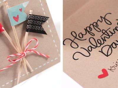 Friday Focus - 2013 Valentine's Day Card 2