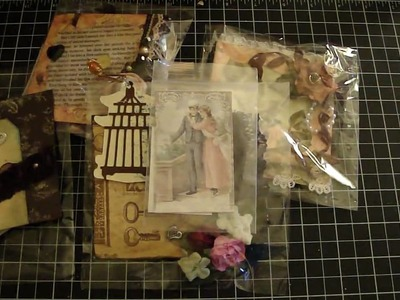 Le Romantique Mini pages~Group 3~ and RAKS
