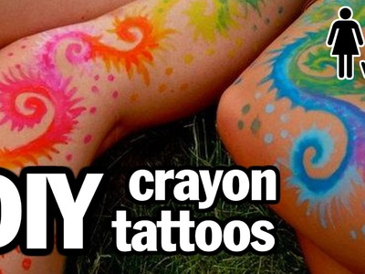 Crayon Tattoos, Corinne VS Pin #13