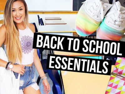 DIY Back to School Essentials & Supplies for 2015! | LaurDIY