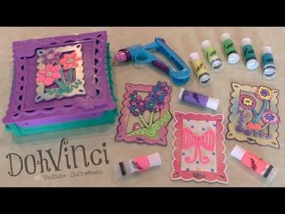 DohVinci Anywhere Art Studio - Demo & Review - SoCraftastic
