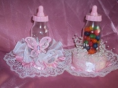 Baby Shower Favor for a girl