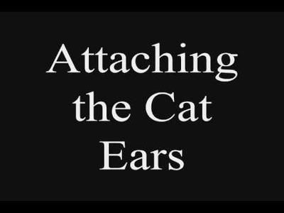 Cat-Ear Fleece Hat Tutorial! DIY