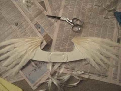 Cosplay.Costume Wing Tutorial