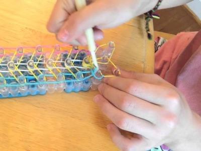 DIY Rainbow Loom Rolly-Polly Bracelet - You2CanDIY