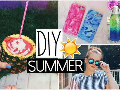 DIYs You NEED To Try This Summer!