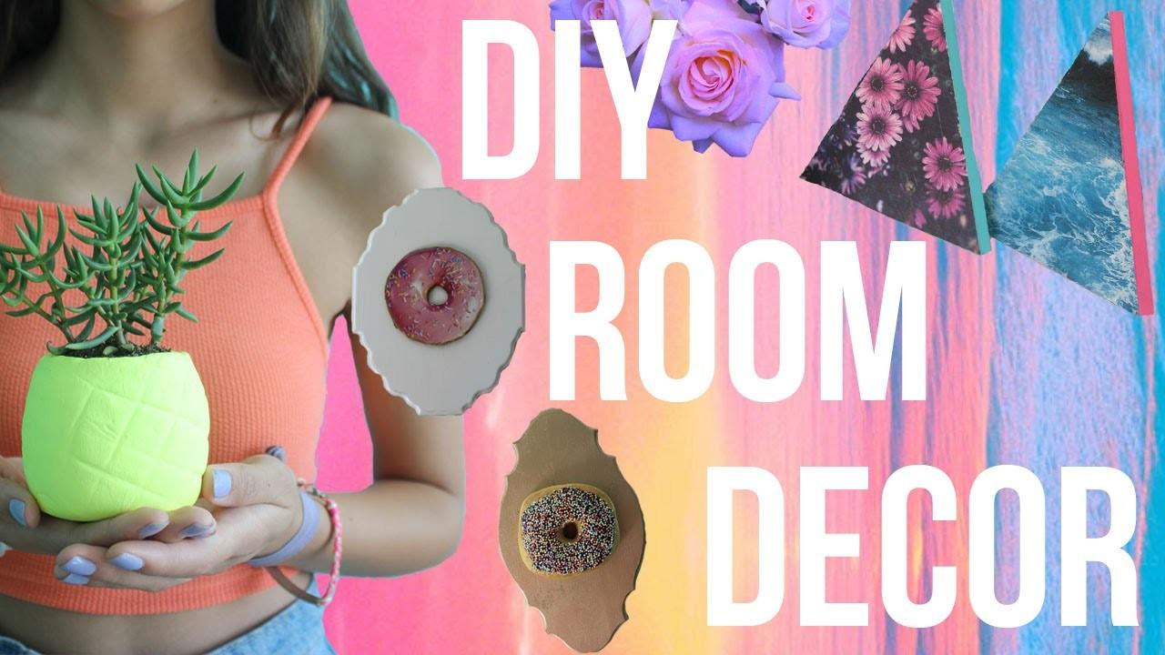 Must Try DIY Room Decor for Summer! Tumblr Inspired♡