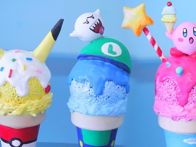 Nintendo ICE CREAM
