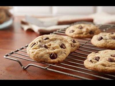 PERFECT Easy Chocolate Chip Cookies Recipe