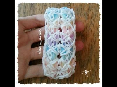 Rainbow Loom- Matilda Bracelet (Original Design)