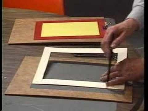 Art Made Easy - Let's Frame Our Pictures!