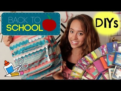 Back to School DIYs and Essentials - HowToByJordan