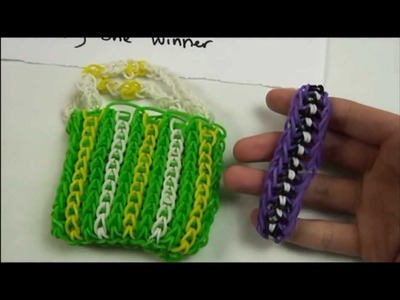 [CLOSED] Rainbow Loom® March 2012 Giveaway!! Help us name this bracelet contest is closed.