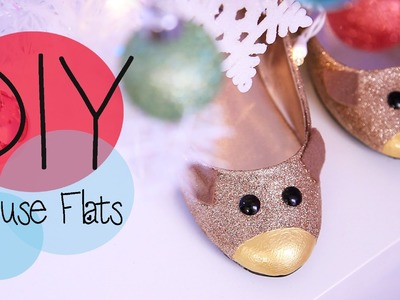 DIY Mouse Flats by Marc by Marc Jacobs {How to Make}