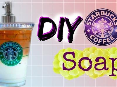 DIY Starbucks Soap
