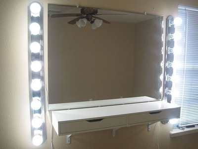 How to Install Bath Bar Light