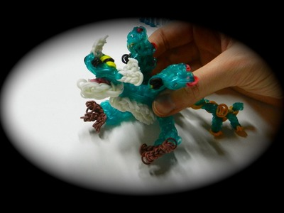 How to Loom Your Dragon (Stormfly.Nadder Baby, 1 Loom)