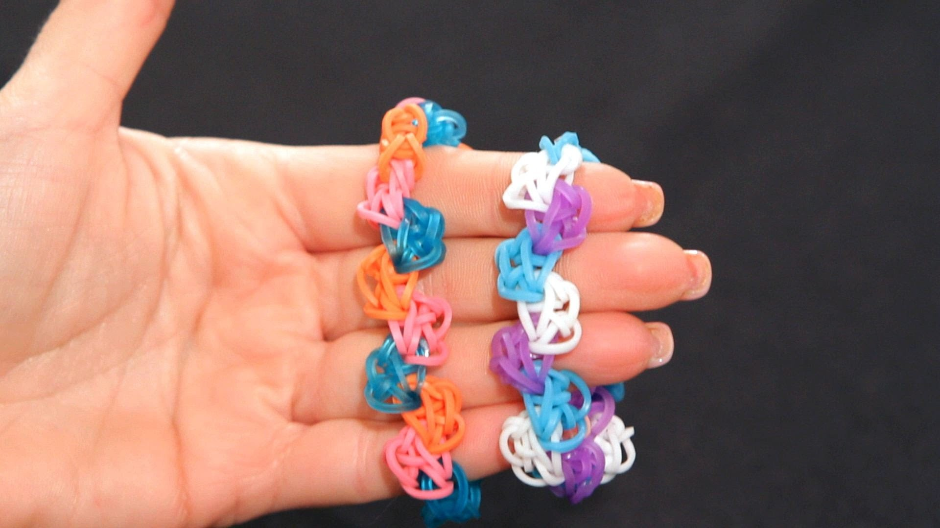 How to Make a Zigzag Bracelet | Rainbow Loom