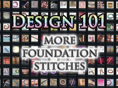 Hybrid Theory - Foundation Stitches Part 2 - Rainbow Loom Design 101