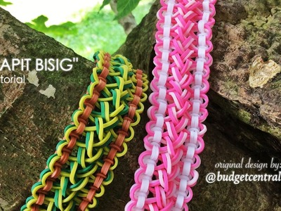 KAPIT BISIG Monster Tail bracelet tutorial