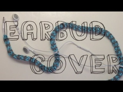 *NEW* Earbud Wire Cover Tutorial on the Rainbow Loom