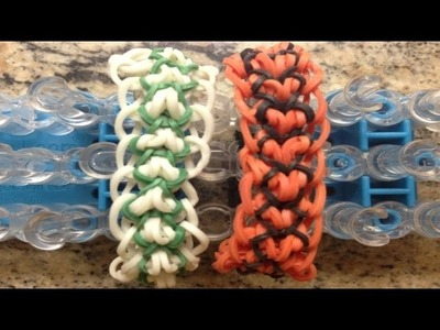*NEW!* How to Make a Rainbow Loom Circuit Bracelet!