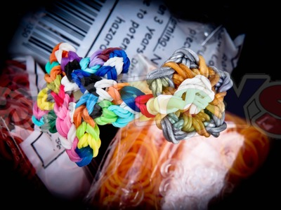 Rainbow Loom Contest CLOSED - Winners in Description Charity
