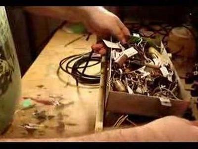 Repairing and Restoring Tube Radios - part 3