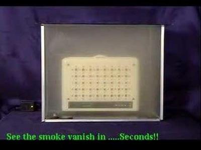 Air Purifier. Ionizer. Negative ion Generator