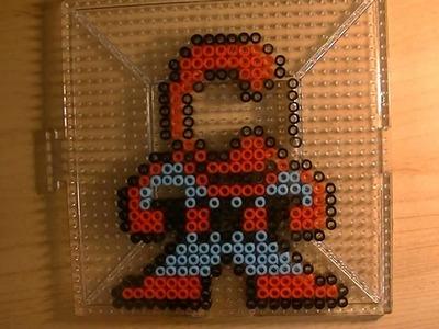 BEAD ART: Spider-Man (Giveaway)