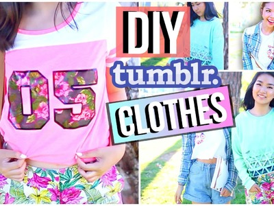 DIY Back to School Clothes and Outfits | JENerationDIY
