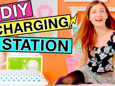 DIY Book Charging Phone With MayBaby! | Revved Up Rooms Ep 5