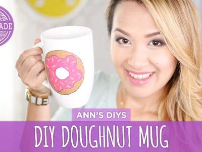 DIY Doughnut Mug - HGTV Handmade