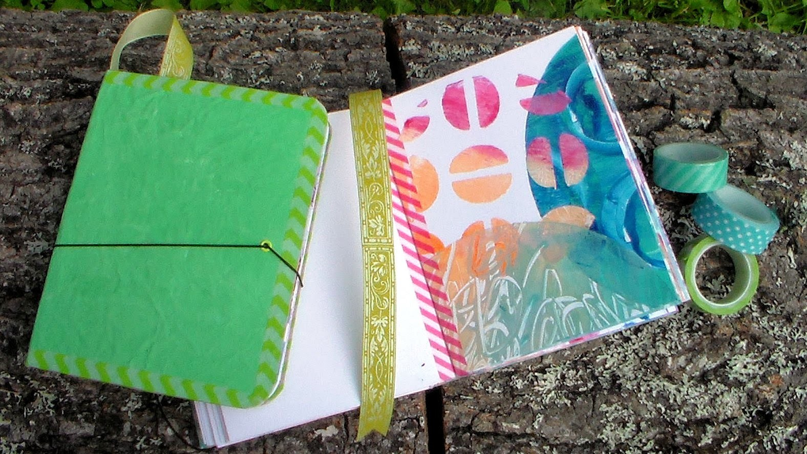 Easy DIY Beautiful Handmade Journal Tutorial