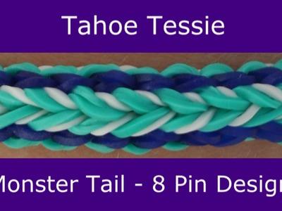 Monster Tail® Tahoe Tessie Bracelet by Rainbow Loom