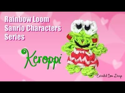 Rainbow Loom Sanrio Characters Series: Keroppi (Extended Loom)