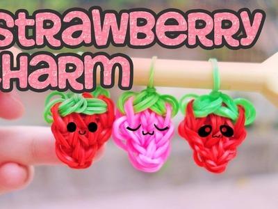 Rainbow Loom Tutorial: Strawberry Charm