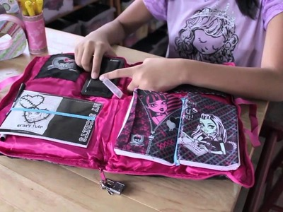 Unboxing of Monster High, Soft Secret Diary
