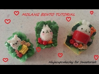 Molang Bento Box Tutorial