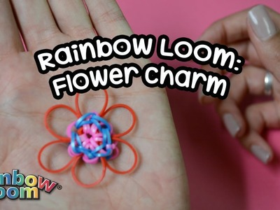 Rainbow Loom®: Flower Charm