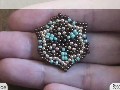 Sarubbest - Tutorial Orecchini con perline: orecchini con perline rocailles 11.0 | Tutorial Perline